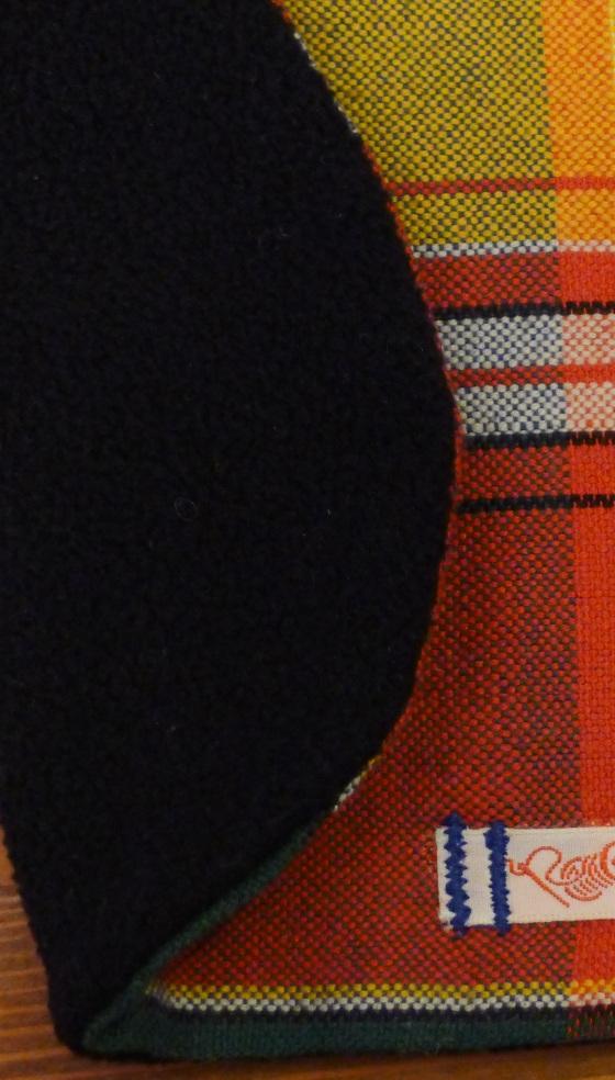 foulard coin